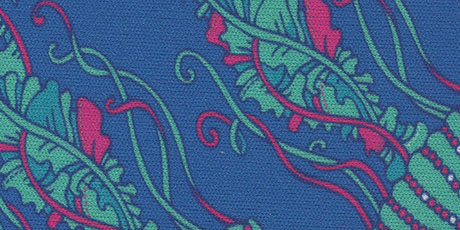 Printed Polyester Neoprene Fabric